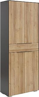 MAJA Möbel Aktenschrank, Holzwerkstoff melaminharzbeschichtet, One Size