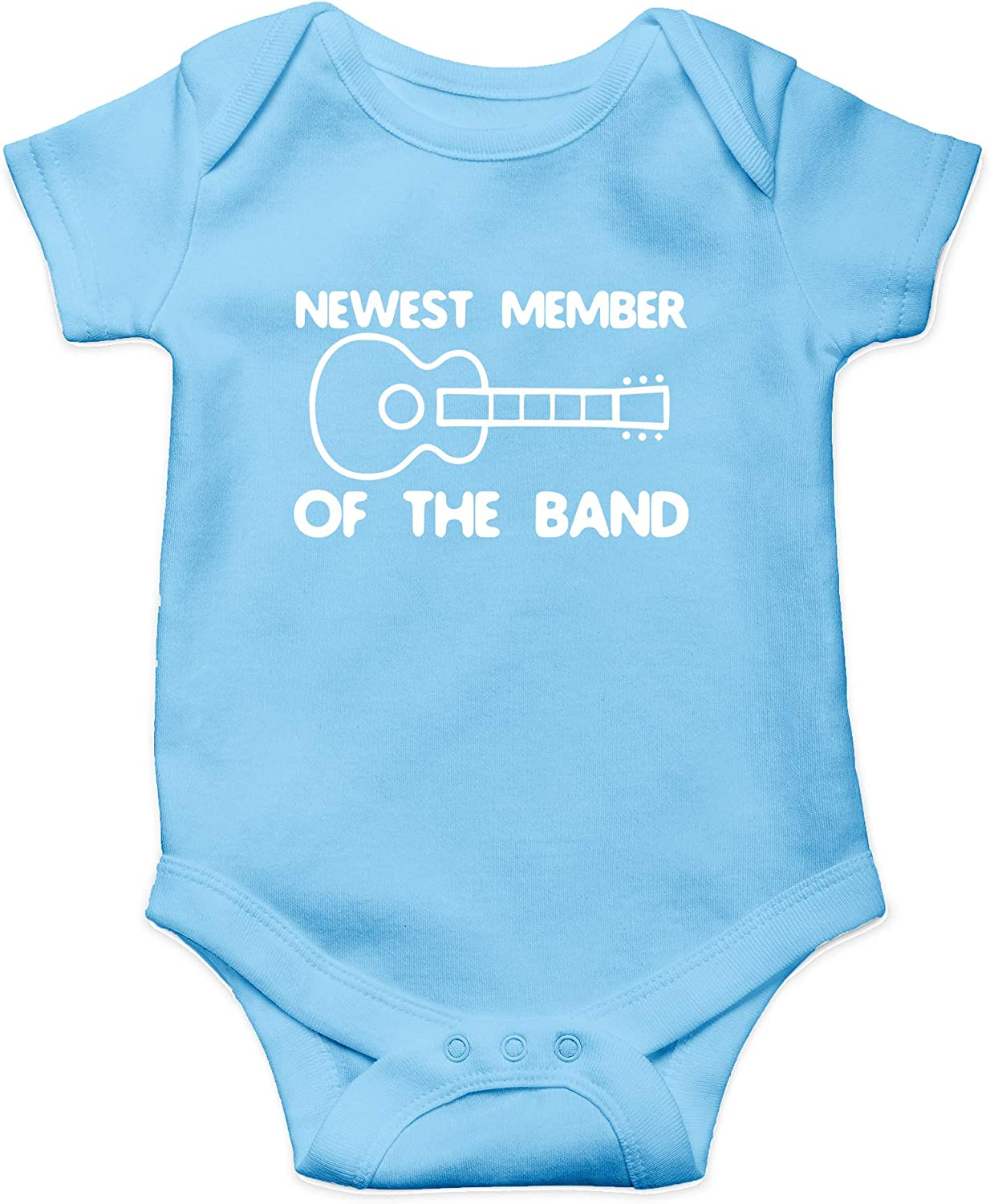 My uncle rocks neice or nephew gift baby bodysuit clothing guitar cool band girl or boy black size Newborn last one baby cloths