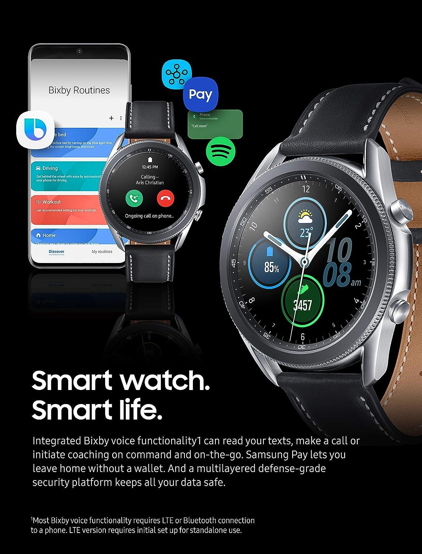 Samsung Galaxy Watch 3 (Review)
