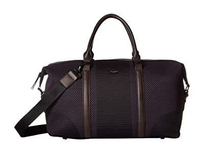 Ted Baker Trakk Knitted Holdall (Lilac) Duffel Bags