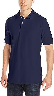 Lee Uniforms Men's Classic-Fit Polo Shirt