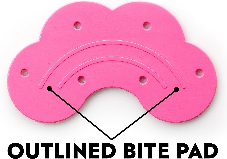 SISU GO Custom Fit Minimalist Sports Mouthguard for Youth//Adults