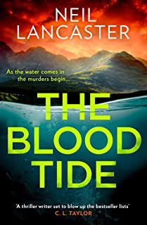 The Blood Tide: A gripping new Scottish police procedural thriller for crime fiction and mystery fans (DS Max Craigie Scot...