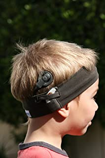 hearinghenry Standard Cochlear Implant Headband (Age 6mon- 6yrs) COCHLEAR IMPLANT Headband for Children