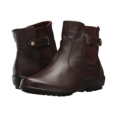 Walking Cradles Hadwin (Brown Grainy Leather) Women