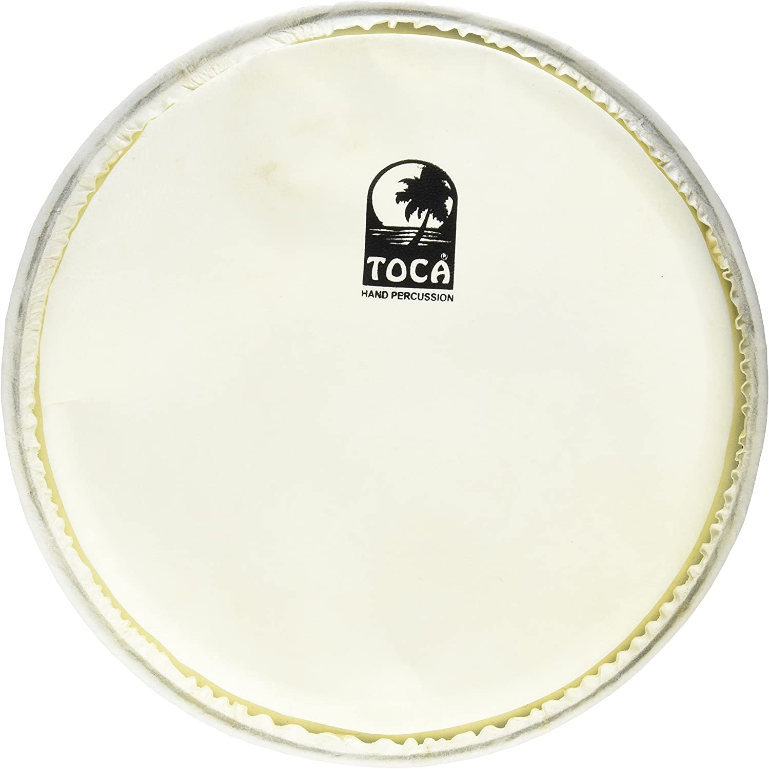 Toca TP-FHM10 Selling and selling 10-Inch Goat Skin Djem for Mechanically Tuned Head Max 56% OFF