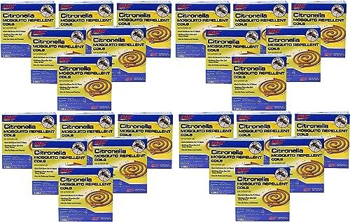 discount PIC online sale CIT-Coil-4 Citronella Coils (24-Pack, 2021 96 Total) outlet online sale
