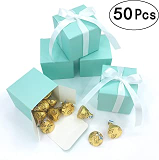 tiffany blue popcorn boxes