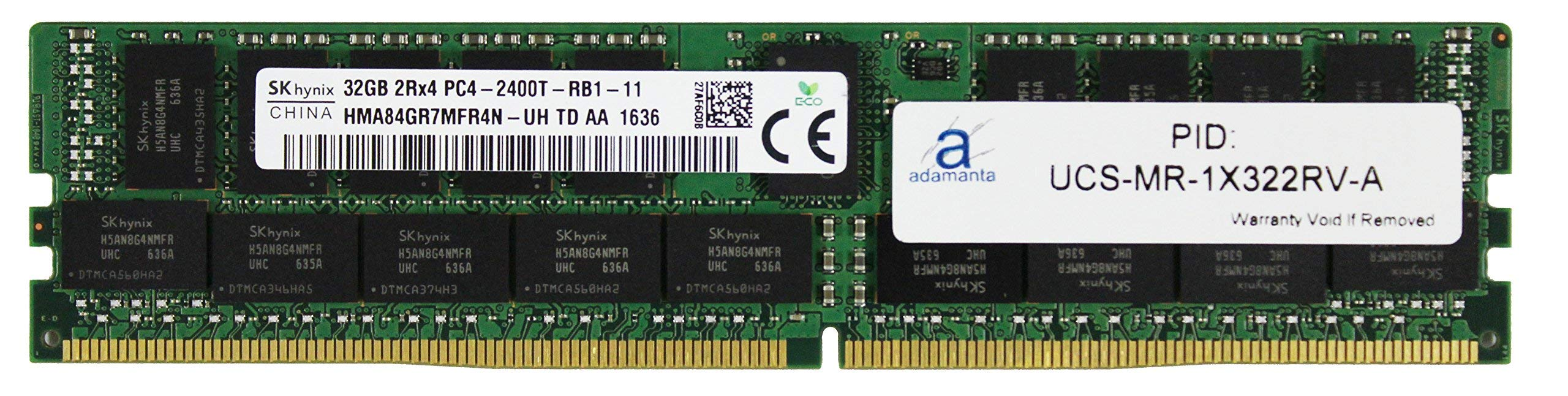 Hynix Original 16GB 1x16GB Laptop Memory Upgrade Compatible for HP ProBook 640 G2 DDR4 2133Mhz PC4-17000 SODIMM 2Rx8 CL15 1.2v DRAM Notebook Adamanta