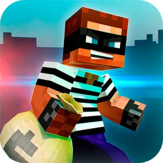 Robber Race Escape: The Police Car Racing Game