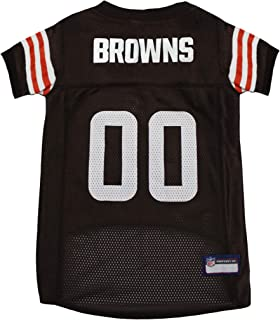NFL CLEVELAND BROWNS DOG Jersey, XX-Large