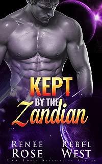 Kept by the Zandian (Zandian Brides)