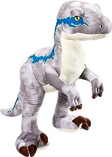 Jurassic World Ginormous Velociraptor Blue
