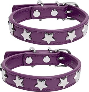 VanGoddy Accessories Strong Studded Leather