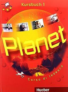 Planet. Kursbuch-Arbeitsbuch. Per la Scuola media. Con CD Audio. Con CD-ROM. Con espansione online: 1