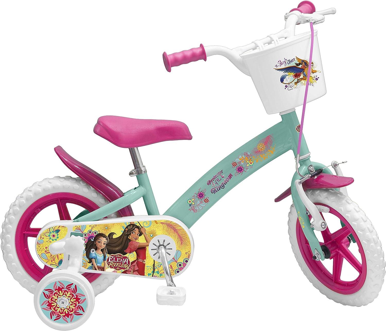 sin mínimo TOIMSA 361EN71 Bicicleta Bicicleta Bicicleta para Niños bajo Licencia Elena de Avalor 12Pulgada (de 3a 5años  el mas reciente