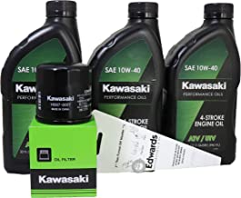 2006 Kawasaki BRUTE FORCE 650 4X4 Oil Change Kit