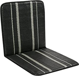 Kool Kooshion Standard Size Ventilated Seat Cushion, Black