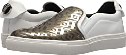 Versace Collection Greca Slip-On