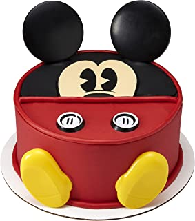 DecoPac 23291 MICKEY-CREATIONS Cake Topper for Birthdays and Parties, 1 SET, Multiple