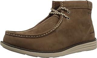 Columbia Men's Stevenson Ii Wallaby Leather Waterproof Sneaker