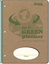 Elementary Student Planner - TGPES - the Green Planner - UNDATED, Weekly, W/Subjects, 8. 25 X 10. 75