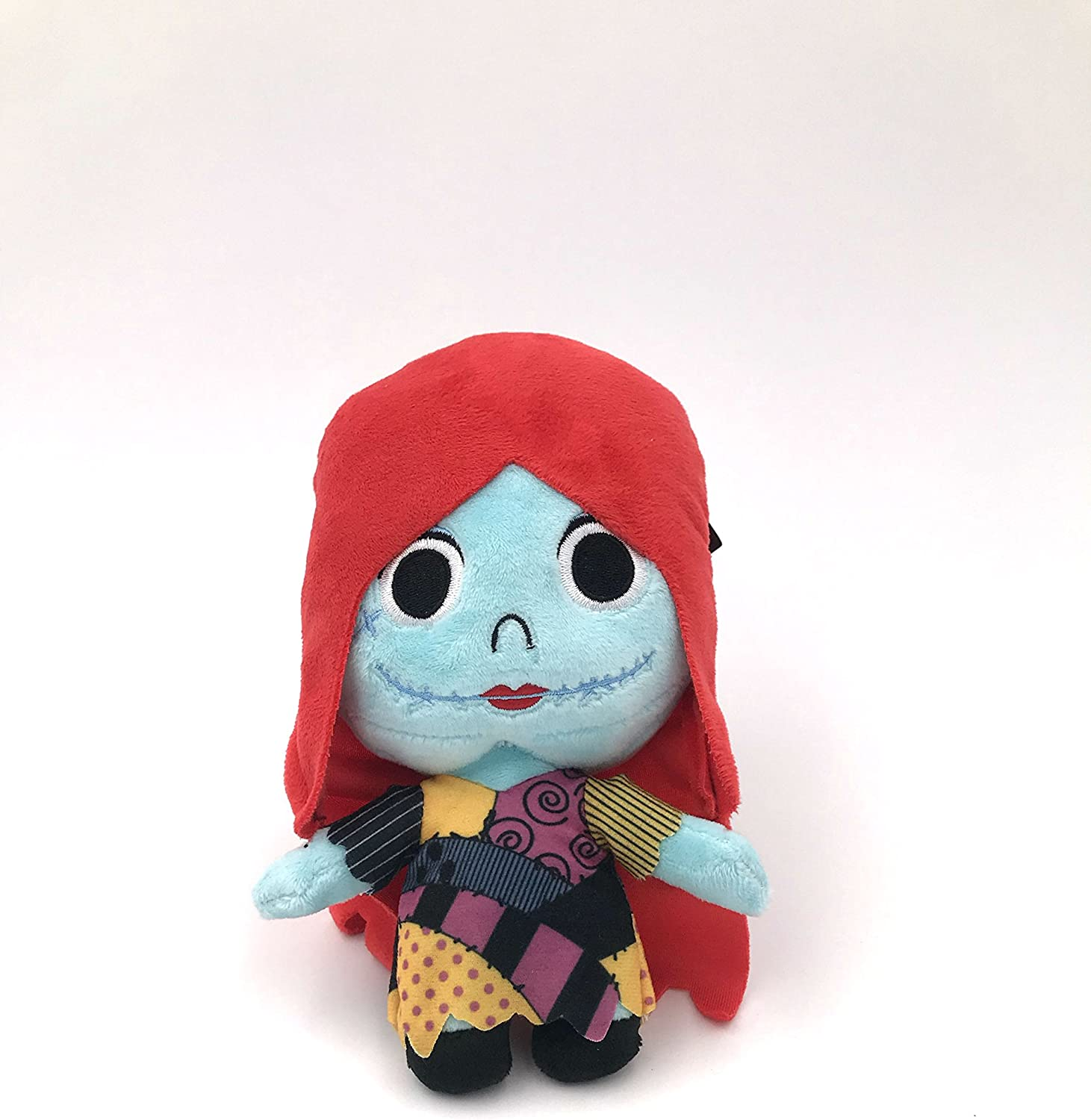 The Nightmare Before Christmas Sally 8  Plush Keychain Coin Holder