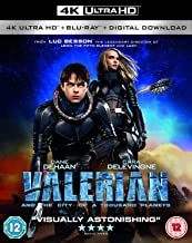 Valerian and the City of A Thousand Planets 4K UHD 2017