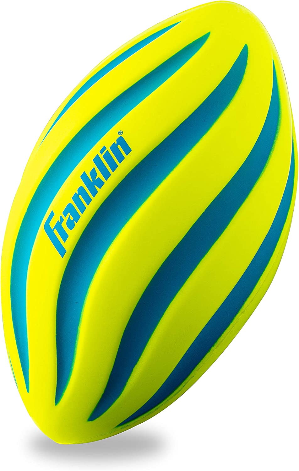 Franklin Sports Foam Football - Perfect for Practice and Backyard Play – Best for First-Time Play and Small Kids – Spiral Football - 9 inches : Everything Else