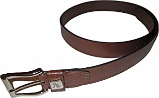 Mens Gentry Leather Belt