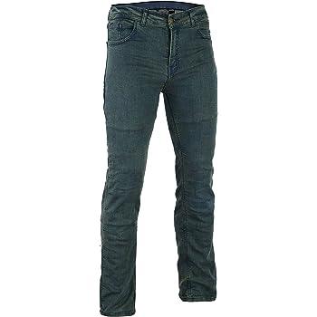 Australian Bikers Gear Men/'s Motorcycle Jeans Trouser Lined with KEVLAR® Fibre