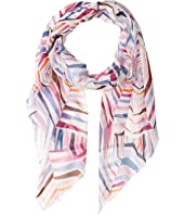 Kate Spade New York - Geobrella Oblong Scarf