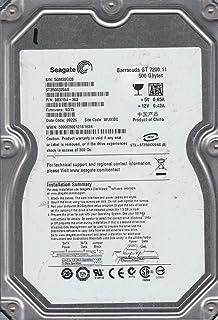 ST3500320AS, 5QM, WUXISG, PN 9BX154-303, FW SD15, Seagate 500GB SATA 3.5 Disco Duro