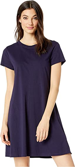 Float Crew Neck Tee Dress