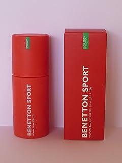 Deporte para mujer por las colores de Benetton Eau de Toilette 50ml
