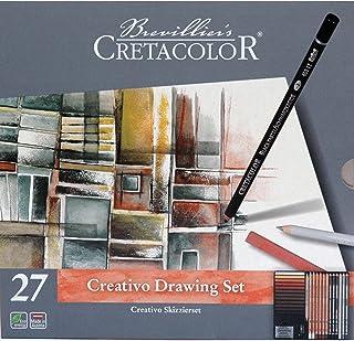 Cretacolor 40031Drawing Set (27Pieces)