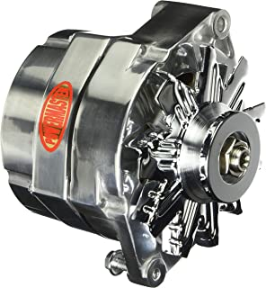 Powermaster Performance 67127 Polish Alternator (10SI 100A 1V Pulley 1 or 3 Wire)