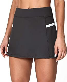 Women's Athletic Skirts with Built-in Shorts Skorts for...