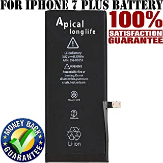 APICAL LONGLIFE Replacement Battery for iPhone 7 Plus - 2900 mAh 0 Cycle Batería de repuesto