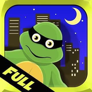 Ninja Little Turtles vs City Mutant Zombies Rooftop Gravity Run Full