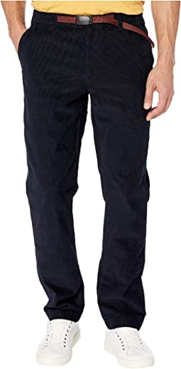 Navy Stretch Corduroy