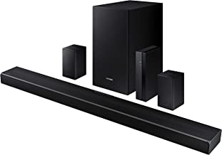 """Samsung HW-Q67CT 38.6"""" 7.1 Channel Home Theater Sound System with Wireless Subwoofer and Rear Speakers"""