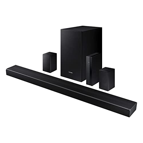 Samsung HW-Q67CT 38.6  7.1 Channel Home Theater Sound System with Wireless Subwoofer and Rear Speakers