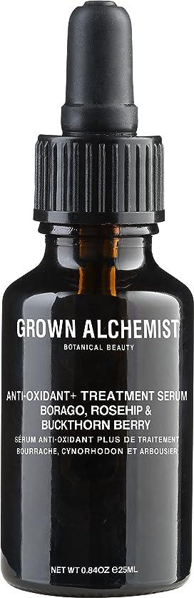 メロディアスリッチ見捨てるGrown Alchemist Antioxidant + Facial Oil - Borago, Rosehip & Buckthorn 25ml/0.84oz並行輸入品