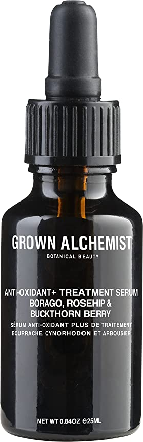 信念に対処する非公式Grown Alchemist Antioxidant + Facial Oil - Borago, Rosehip & Buckthorn 25ml/0.84oz並行輸入品