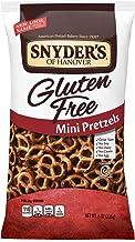 Snyder's of Hanover Gluten Free Mini Pretzels