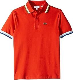 Semi Fancy Pique Polo (Infant/Toddler/Little Kids/Big Kids)