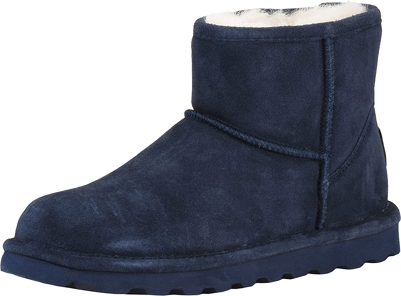 BEARPAW Women's Alyssa Boot 8.5 Finally popular brand Online limited product US Medium Cadet
