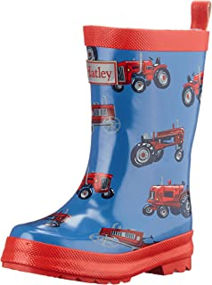 Hatley Printed Wellington Rain Boots, Botas de Lluvia Niños