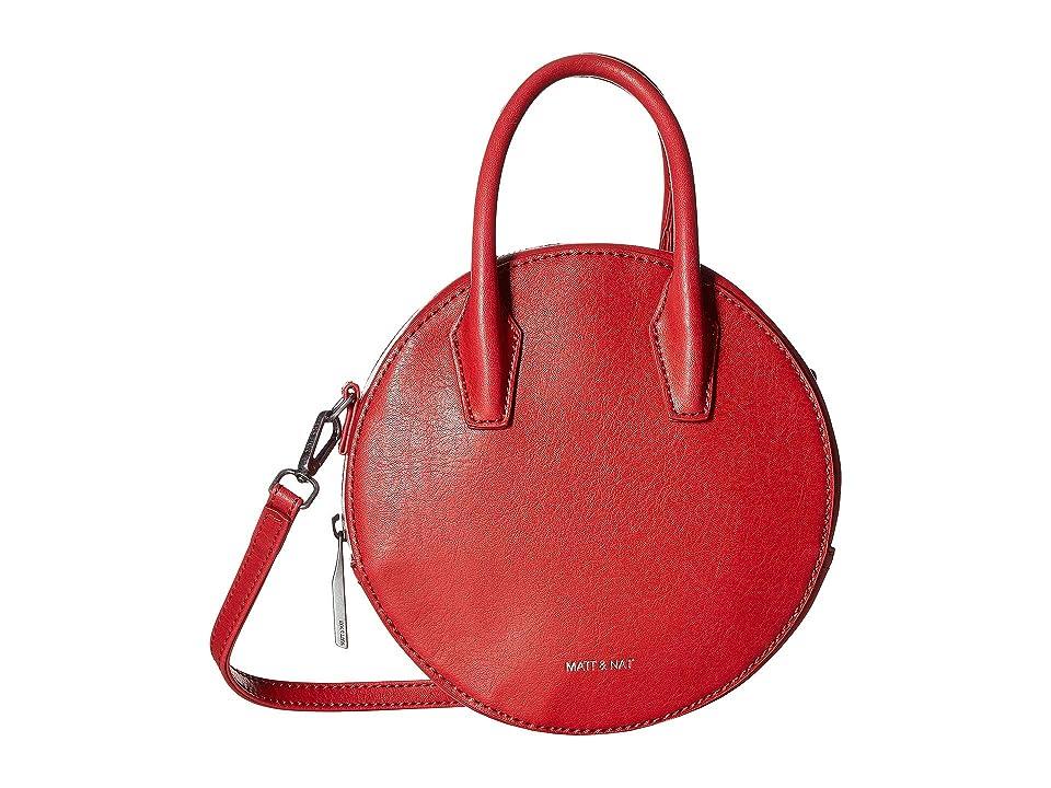 Matt & Nat Vintage Kate Mini (Red) Handbags